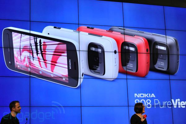 Nokia Unveil the 808: 41MP camera with Pure View and Xenon