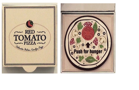 Order Pizza…From a Fridge Magnet