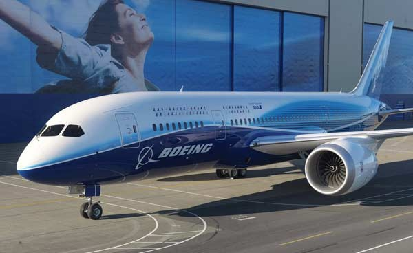 The Sky is the Limit for the Boeing 787 Dreamliner