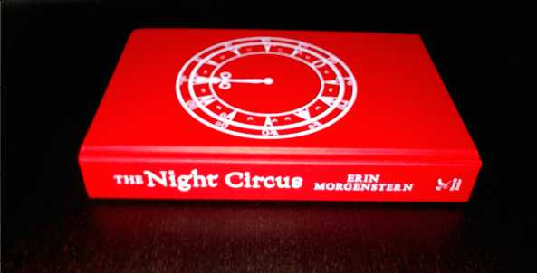 Book Review: The Night Circus – Erin Morgenstern