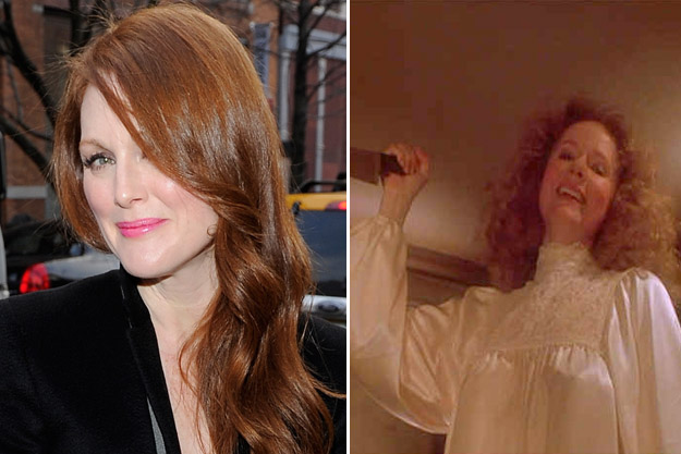 Julianne Moore to Play Mother in Carrie
