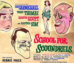 Film Review: School For Scoundrels