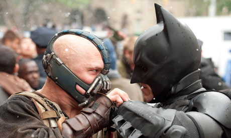 The Dark Knight Rises; Better Late Than Never