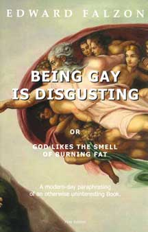 """""""Being Gay is Disgusting"""" An Interview with Author Edward Falzon"""