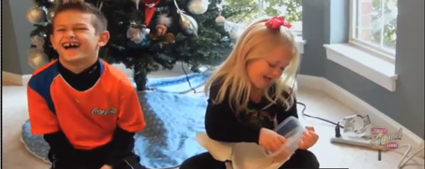 Video of the Week: Giving Kids Bad Christmas Presents