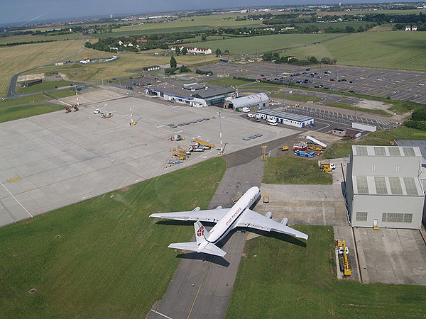 Kent Airport Development Causes Concern