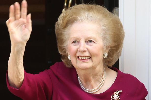 Margaret Thatcher is gone, but she'll never be forgotten