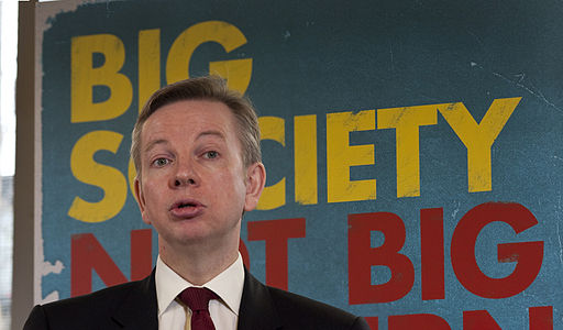Gove shocked by heckling headteachers