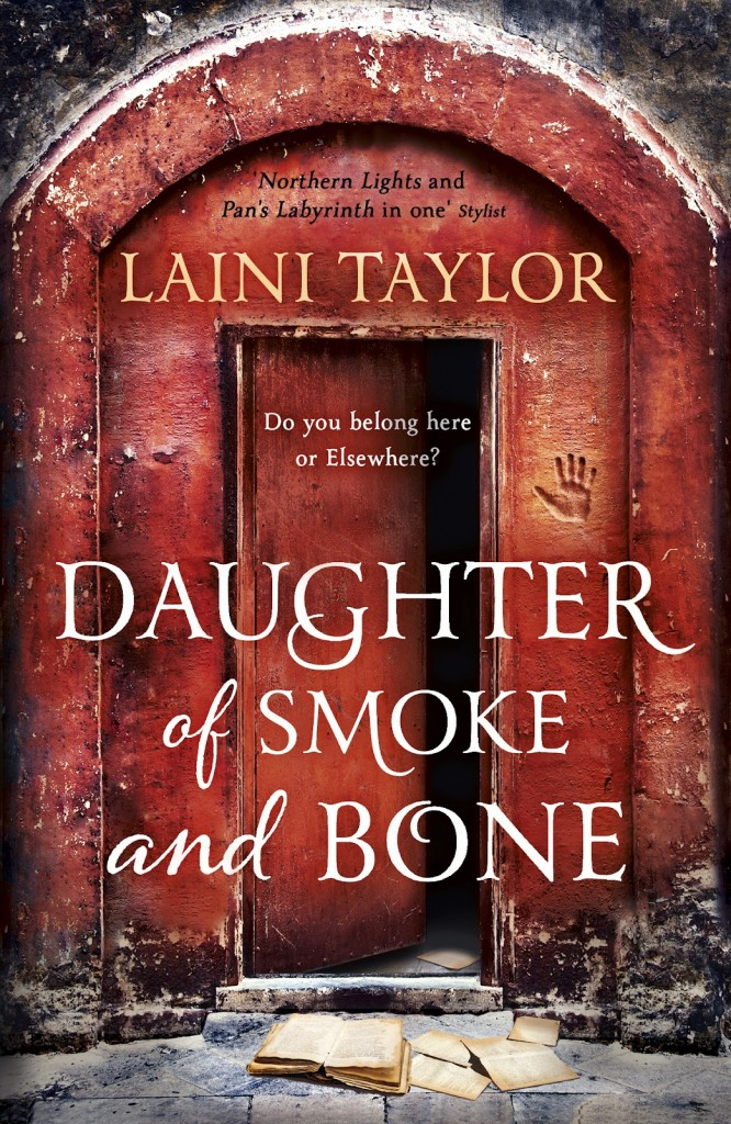 Book Review: Daughter of Smoke and Bone, by Laini Taylor