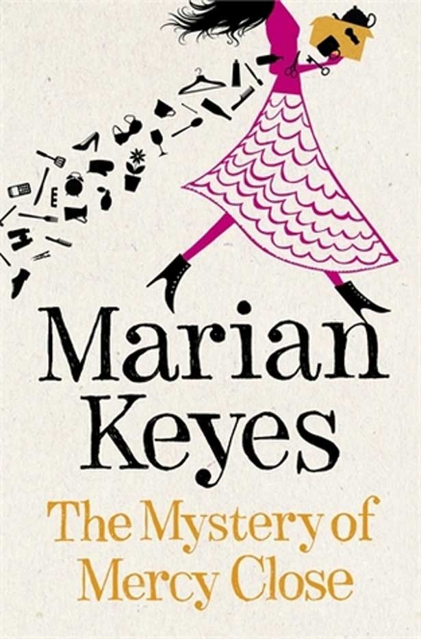 Book Review: The Mystery of Mercy Close, by Marian Keyes