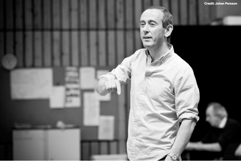 Here, There, Gone: An Interview with Sir Nicholas Hytner