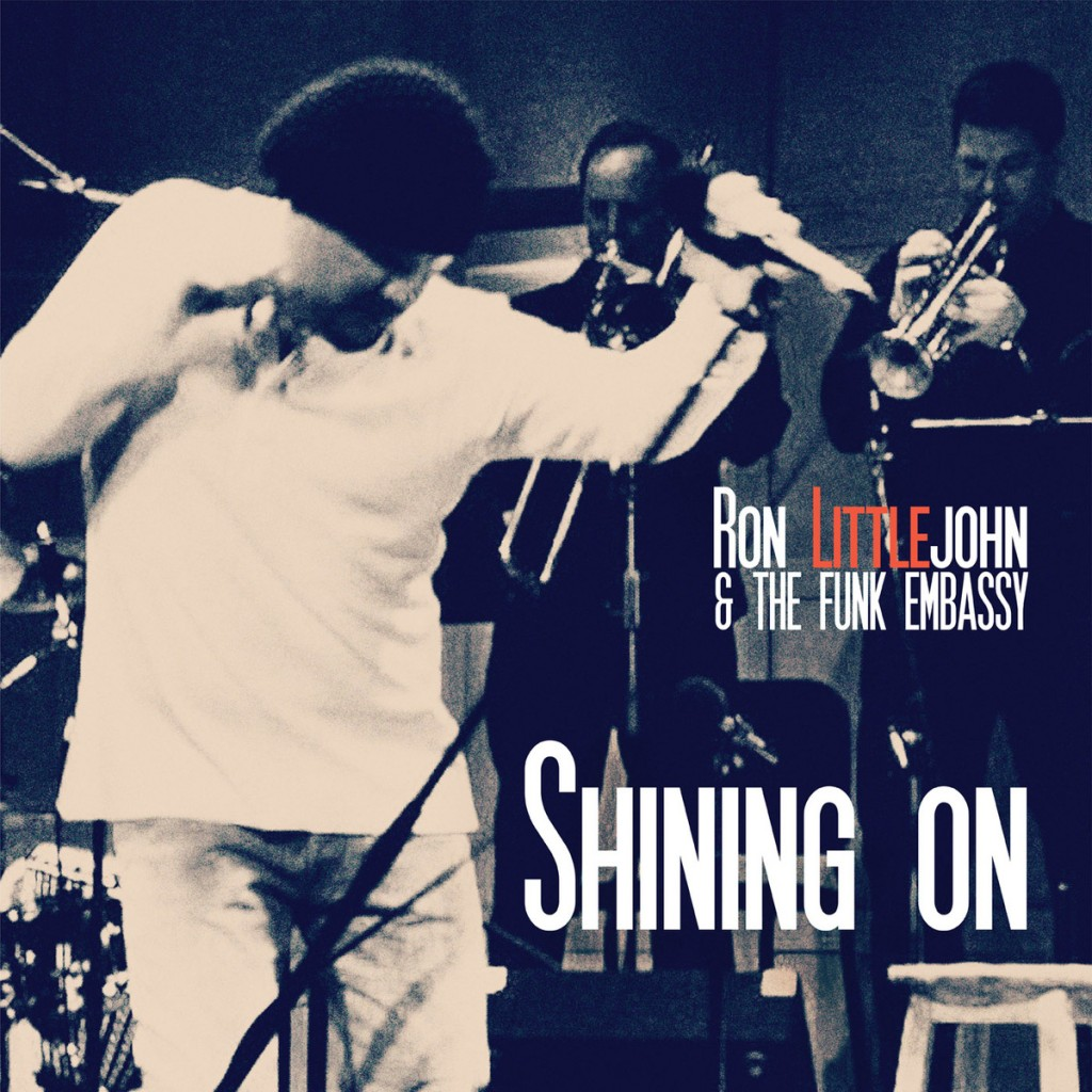 Find Your Funky Groove with Ron Littlejohn & The Funk Embassy