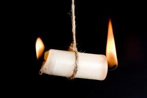 Burning It At Both Ends