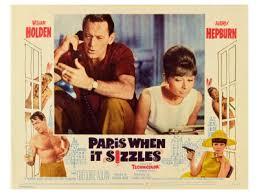 Film Review: Paris When It Sizzles