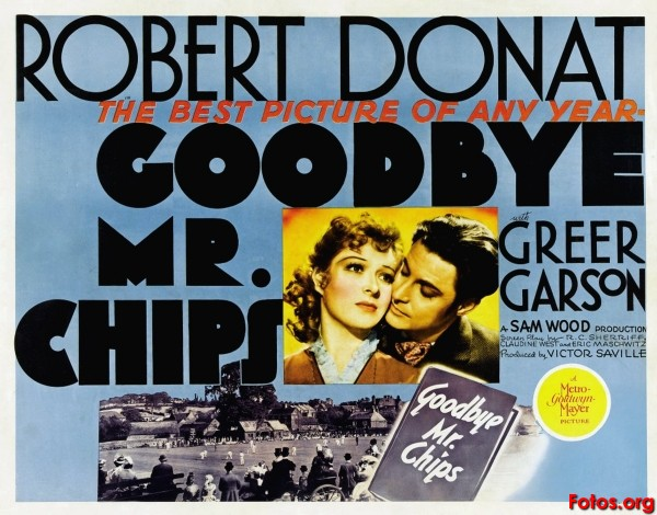 Film Review: Goodbye, Mr. Chips