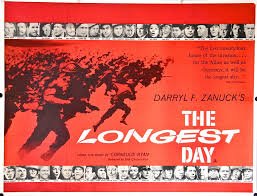 Film Review: The Longest Day (and a D-Day Remembrance)
